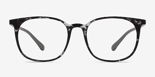 Cheer Swirled Gray Plastic Eyeglass Frames