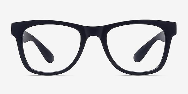Project Matte Navy Plastic Eyeglass Frames