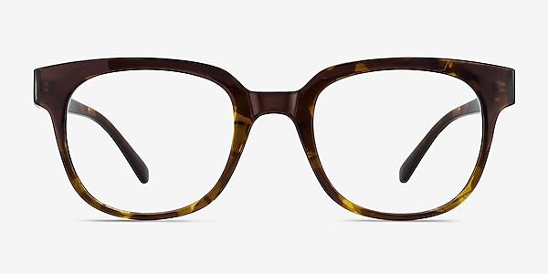 Flashback Honey Tortoise Plastic Eyeglass Frames
