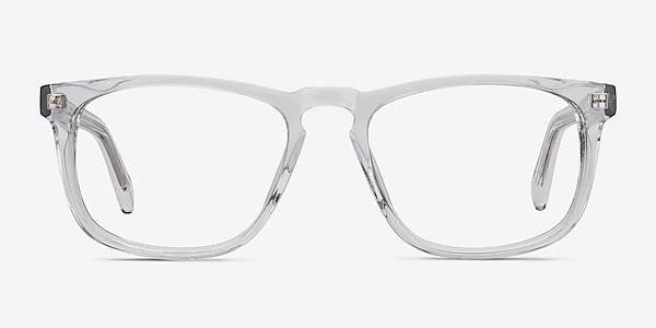 Rhode Island Clear Acetate Eyeglass Frames
