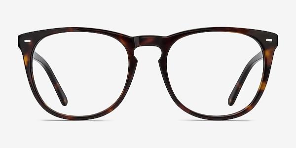 Divina Tortoise Acetate Eyeglass Frames