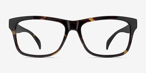 Gamble Tortoise Plastic Eyeglass Frames