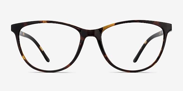 Release Tortoise Plastic Eyeglass Frames