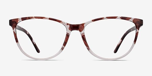 Release Floral Plastic Eyeglass Frames