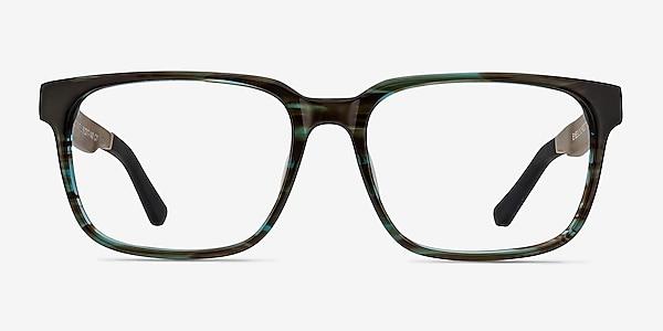 Belmont Coffee Acetate Eyeglass Frames