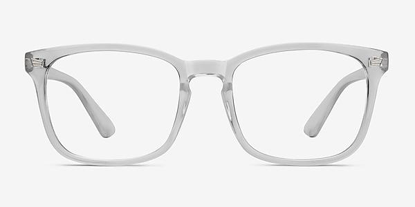 Uptown Transparent Plastique Montures de lunettes de vue