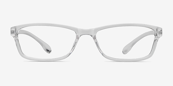 Versus Transparence Plastique Montures de lunettes de vue