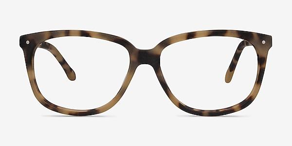 Escape Matte Tortoise Acetate Eyeglass Frames