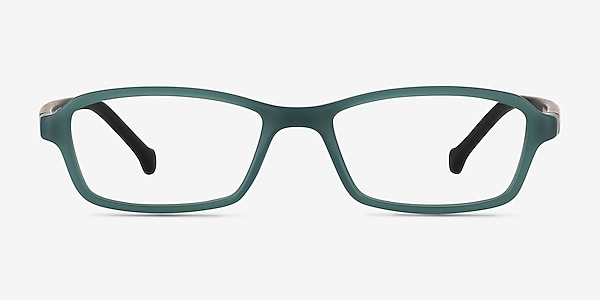 Nimbus Green Plastic Eyeglass Frames