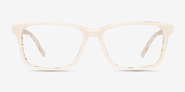 Prologue Cream Acetate Eyeglass Frames