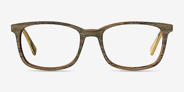 Botanist Brown Acetate Eyeglass Frames
