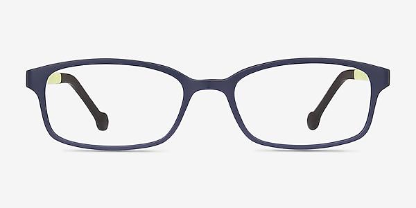 Gizmo Navy Plastic Eyeglass Frames