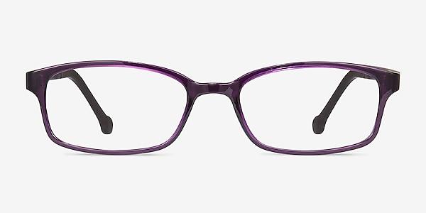 Gizmo Purple Plastic Eyeglass Frames