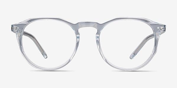 Planete Clear Blue Acétate Montures de lunettes de vue