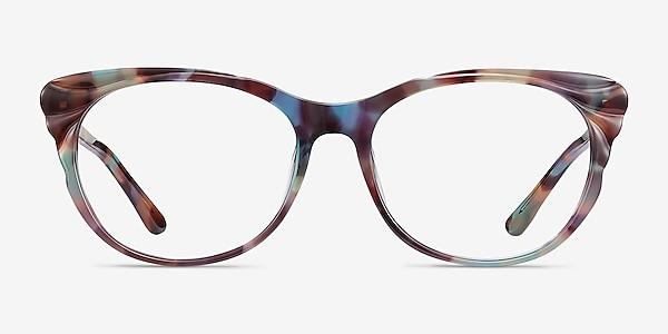 Mariposa Floral Acetate Eyeglass Frames