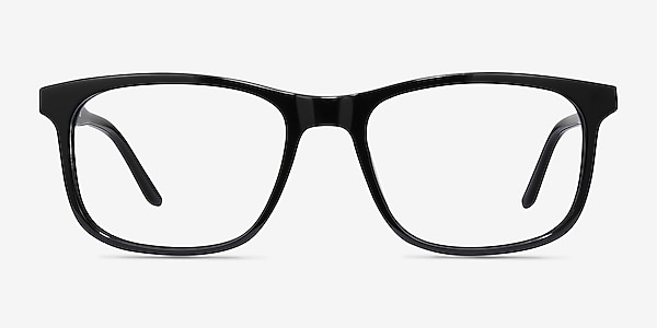 Ballast Black Acetate Eyeglass Frames
