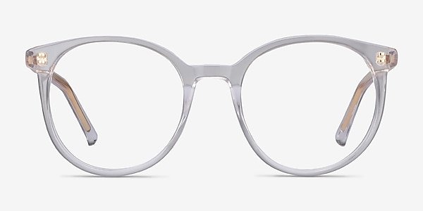 Noun Transparence Acétate Montures de lunettes de vue