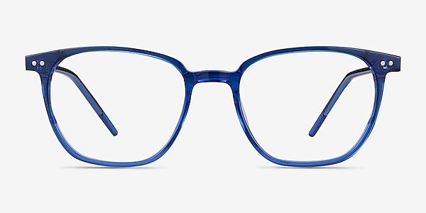 Regalia Blue Acetate Eyeglass Frames
