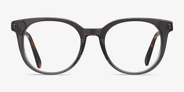 Rialto Gray Acetate Eyeglass Frames