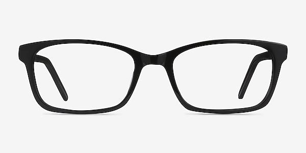 Mesquite Black Acetate Eyeglass Frames