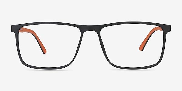 Holmes Noir Plastique Montures de lunettes de vue