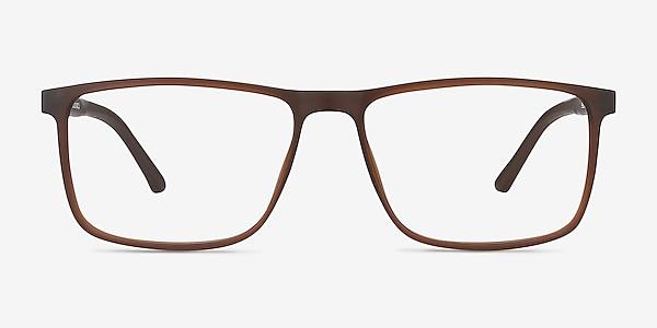 Holmes Marron Plastique Montures de lunettes de vue
