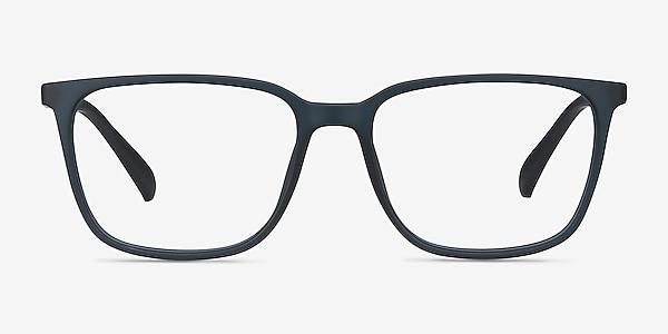Stride Navy Plastic Eyeglass Frames