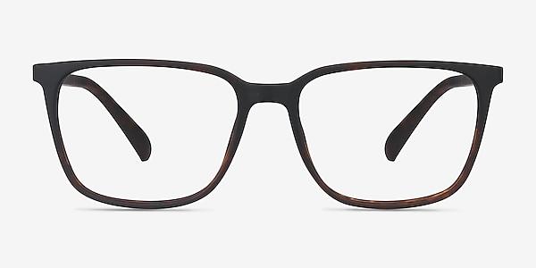 Stride Tortoise Plastic Eyeglass Frames