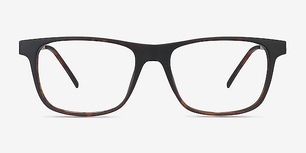 Karat Tortoise Plastic-metal Eyeglass Frames