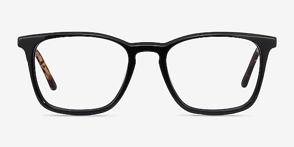 Phoenix Black Tortoise Acetate Eyeglass Frames