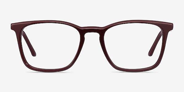 Phoenix Burgundy Acetate Eyeglass Frames
