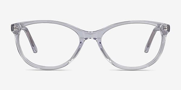 Depth Clear Acetate Eyeglass Frames