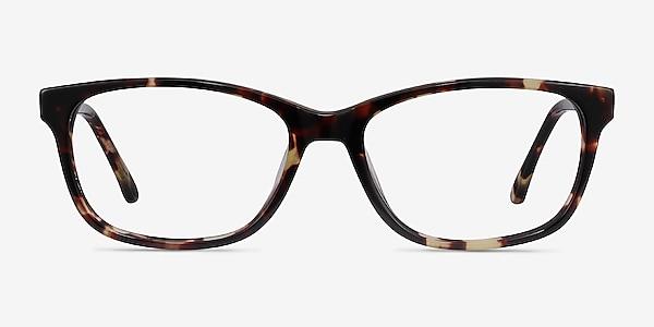 Ayla Tortoise Acetate Eyeglass Frames