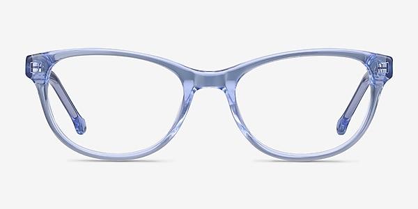 Thinker Clear Blue Acétate Montures de lunettes de vue
