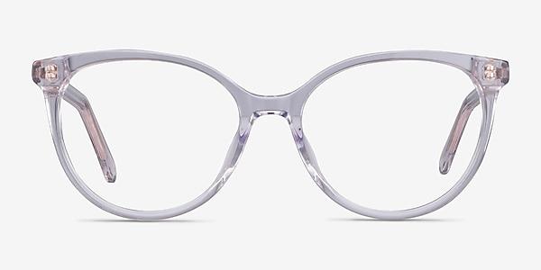 Nala Transparence Acétate Montures de lunettes de vue