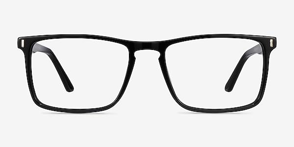 Arise Black Acetate Eyeglass Frames