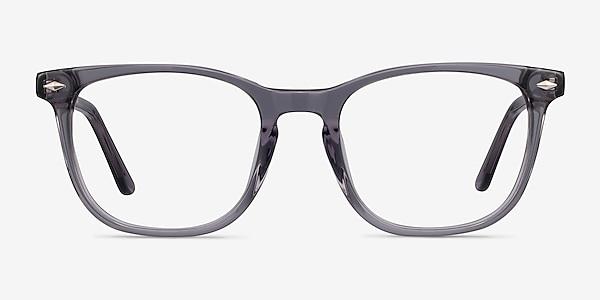 Honor Clear Gray Acetate Eyeglass Frames
