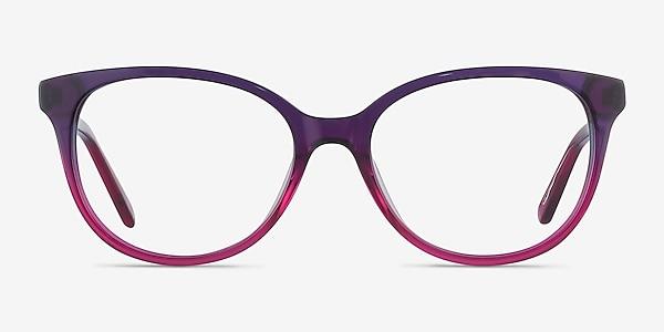 Pursuit Purple Acetate Eyeglass Frames
