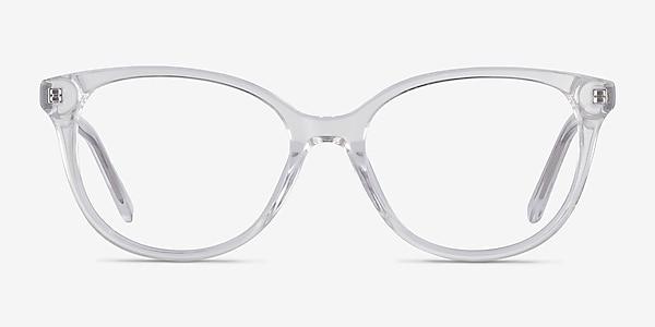 Pursuit Transparence Acétate Montures de lunettes de vue