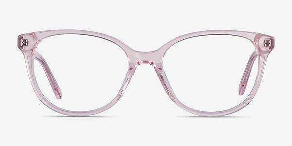 Pursuit Pink Acetate Eyeglass Frames