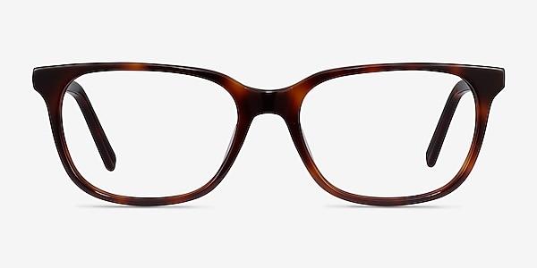 Peruse Brown Tortoise Acetate Eyeglass Frames
