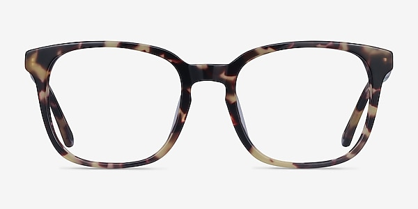 Tower Tortoise Acetate Eyeglass Frames