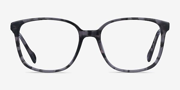 Joanne Gray Tortoise Acetate Eyeglass Frames