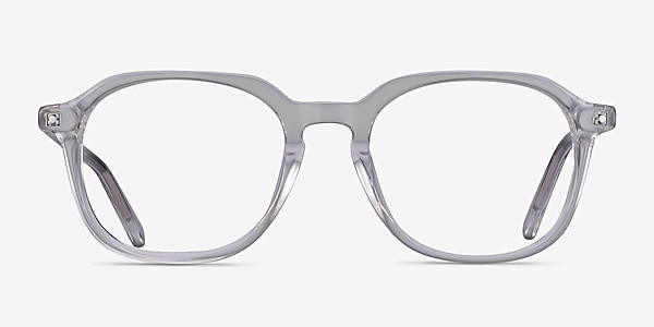 Atlantic Clear Acetate Eyeglass Frames