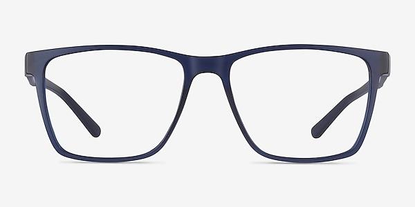 Spencer Blue Plastic Eyeglass Frames