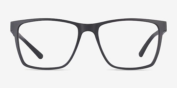 Spencer Gris Plastique Montures de lunettes de vue