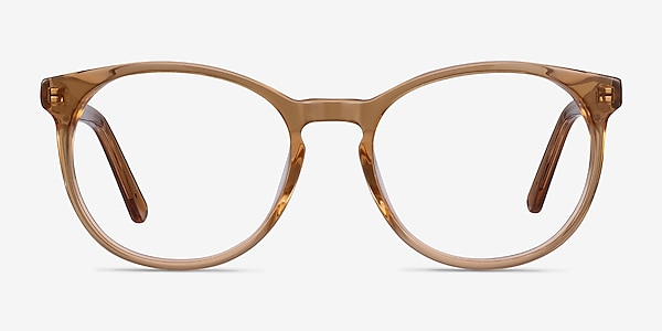 Dulce Yellow Acetate Eyeglass Frames