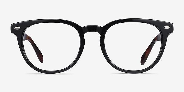 Maeby Black Acetate Eyeglass Frames