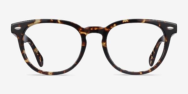 Maeby Tortoise Acetate Eyeglass Frames