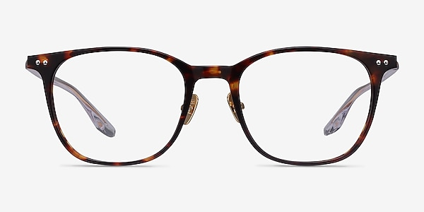 Follow Tortoise Acetate Eyeglass Frames